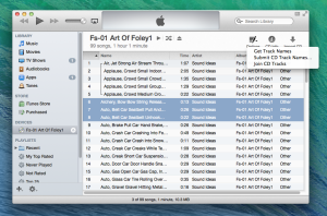 iTunes Join Tracks
